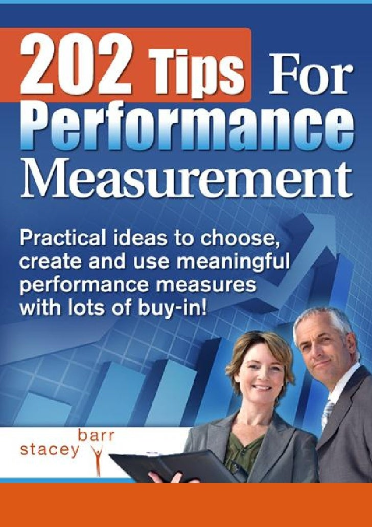202 tips performance measurements