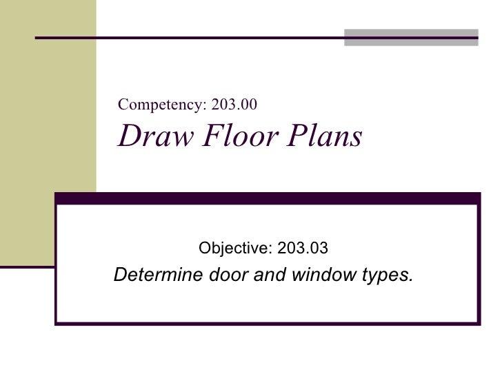 203.03 doors & windows