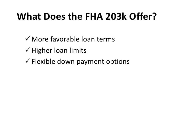 Seattle fha loan limits