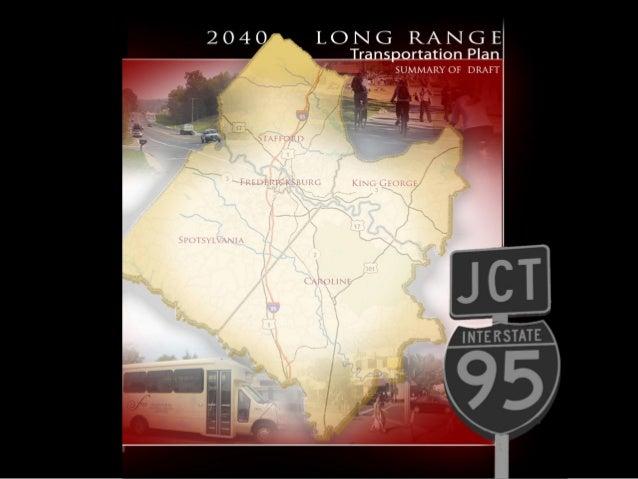 Draft 2040 Long Range Transportation Plan