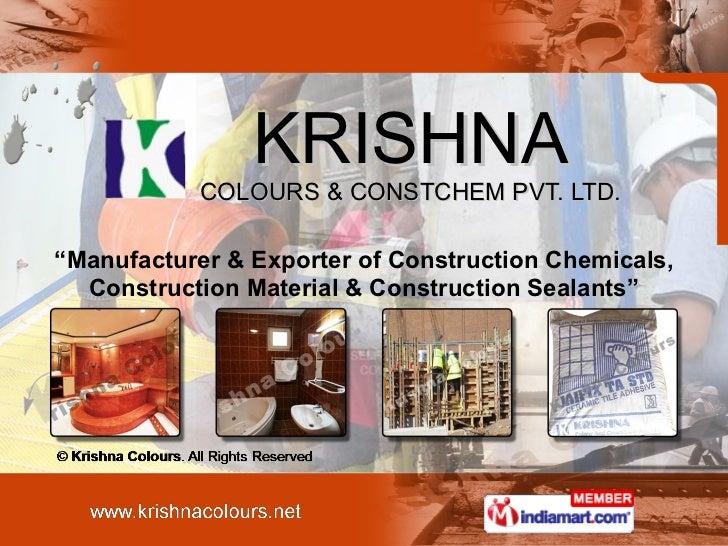 Krishna Copper Private Limited Maharashtra India