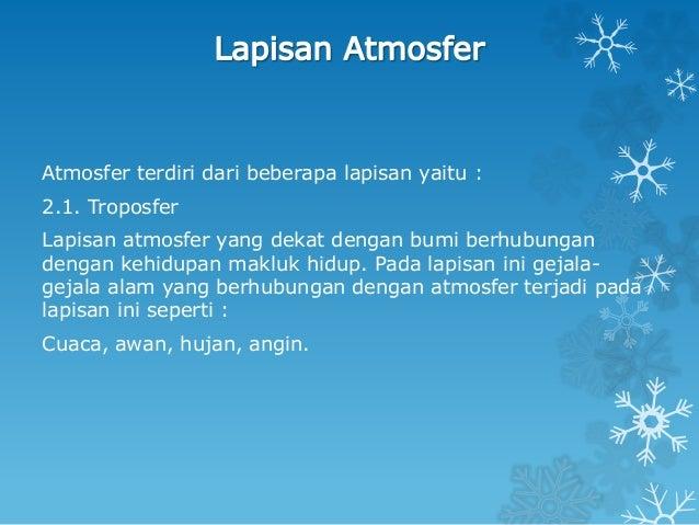 Gas Unsur Atmosfer