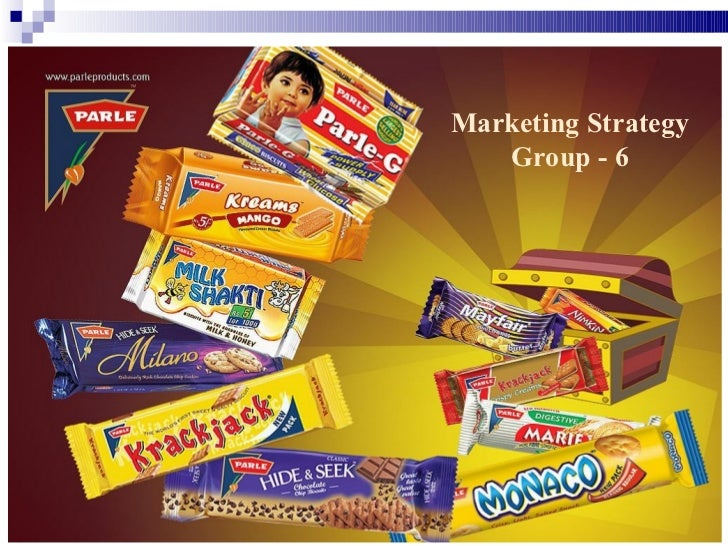 Marketing Strategy    Group - 6