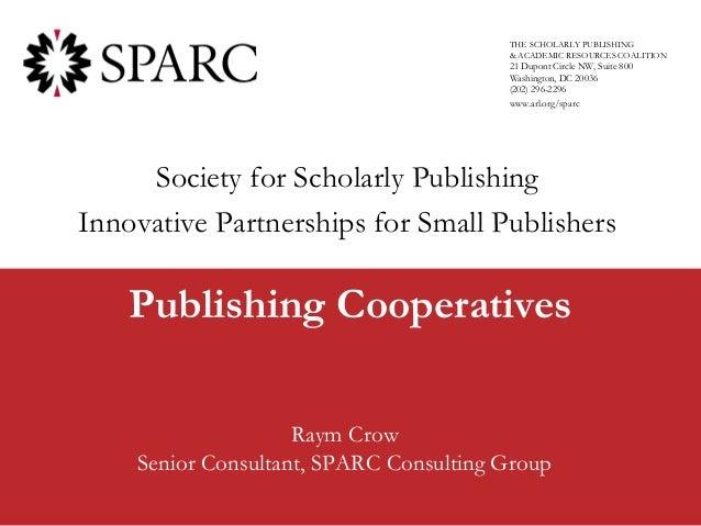 205 crow ssp publishing cooperatives v2