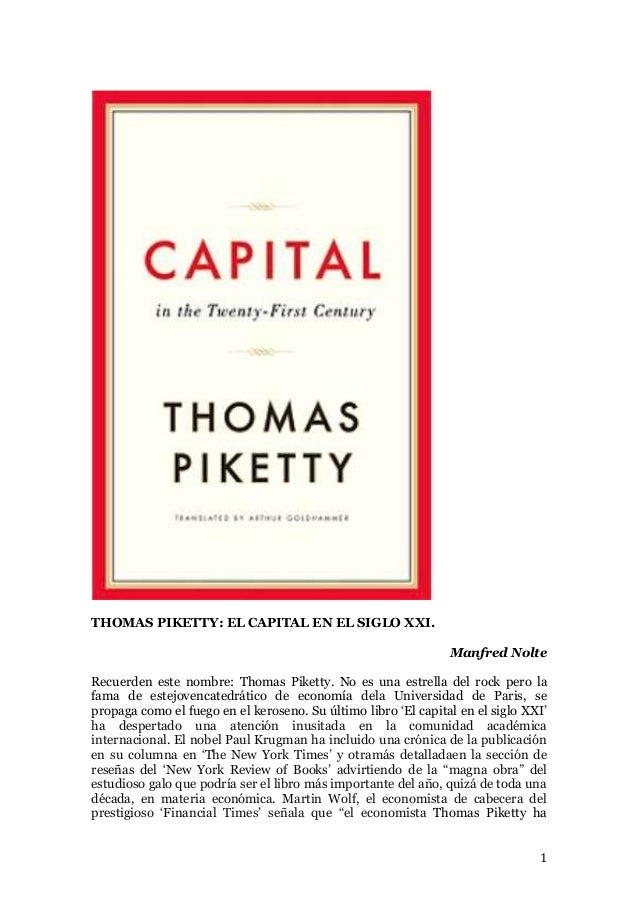 (205)long thomas piketty