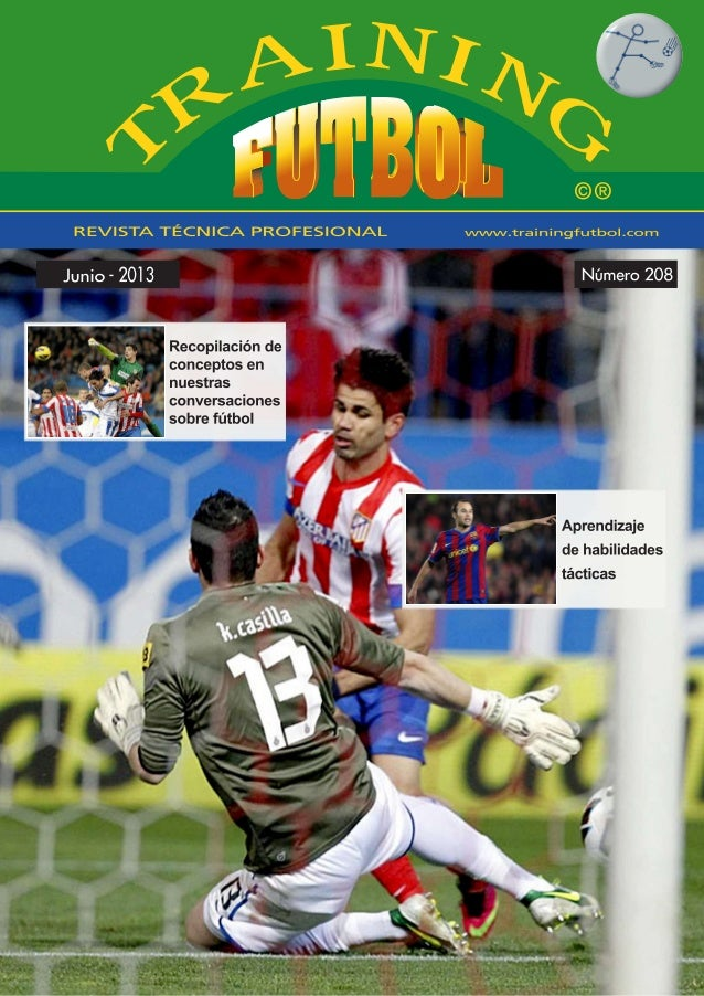 Training Fútbol 208