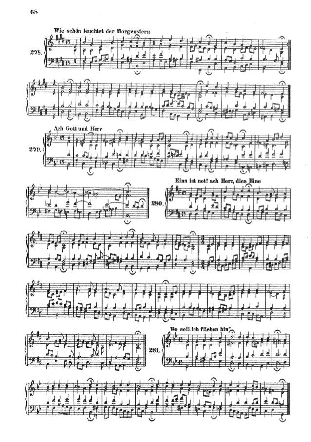 johan-sebastian-bach-371-harmonized-chorales-and-69-chorale-melodies�