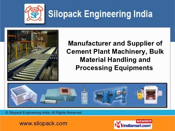 Silopack Engineering Uttar Pradesh  India