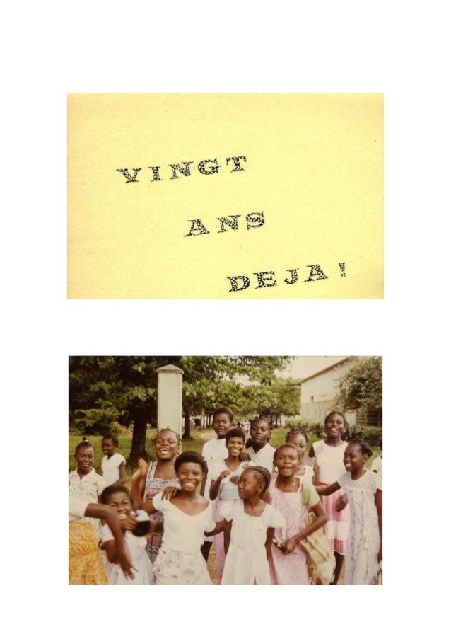 J'ai écrit ce recueil de petites histoires à Libreville, en 1990. Et je l'ai Illustré et numérisé à Paris, en 2014.