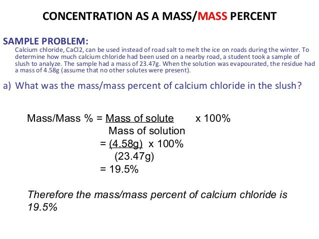 to determine the concentration essay • use a known mass of solid acid to determine an unknown concentration of a basic solution need essay sample on ph titration.