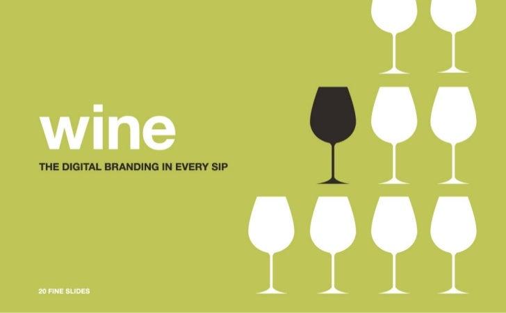 20 FINE Slides: Wine
