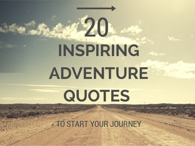 20 inspiring travel quotes to start your journey
