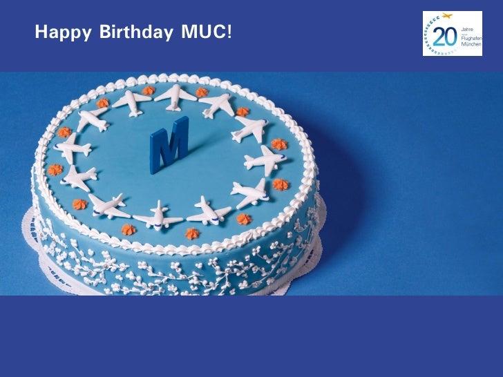 Happy Birthday MUC!