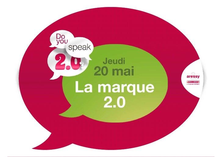 Web 2.0 la marque 2.0 aressy