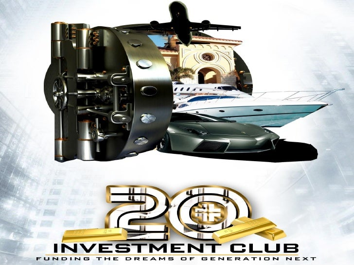 20 Plus Investment Club