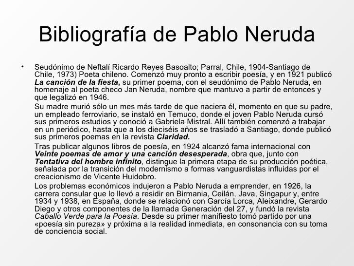 a critique of pablo nerudas keeping Moving from chamber to chamber, the horrific truth finally reveals itself: predators have been keeping alive a captive alien queen who lays eggs at 100 year intervals.