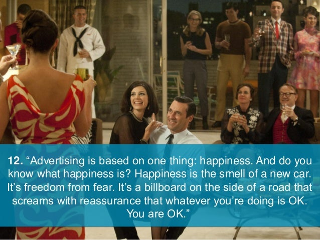 Draper on Happiness