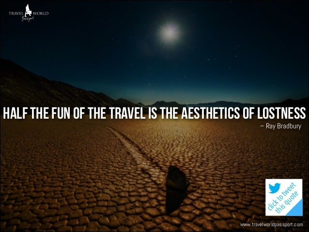 Modern day travel quotes