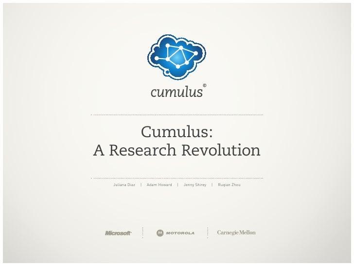 20ten final presentation-Cumulus