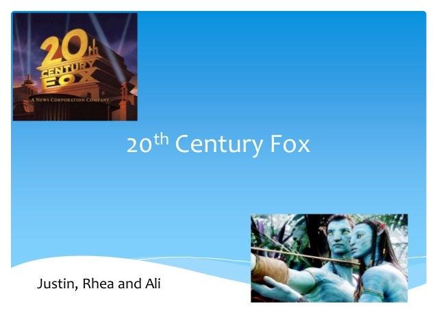 20 th fox  1