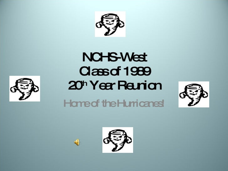 Canes 20th  Year  Reunion