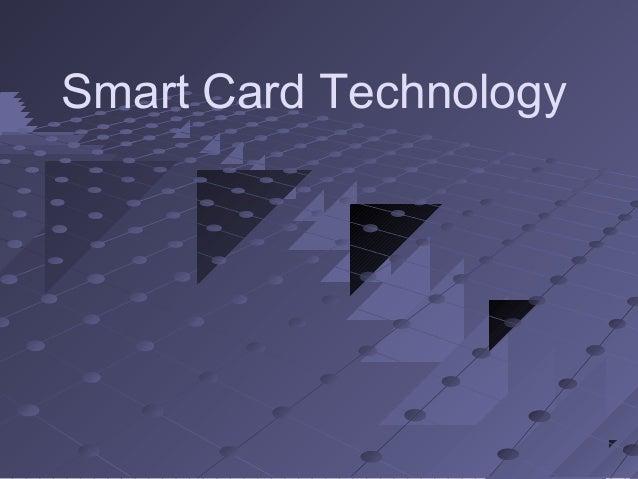 Smart cards system