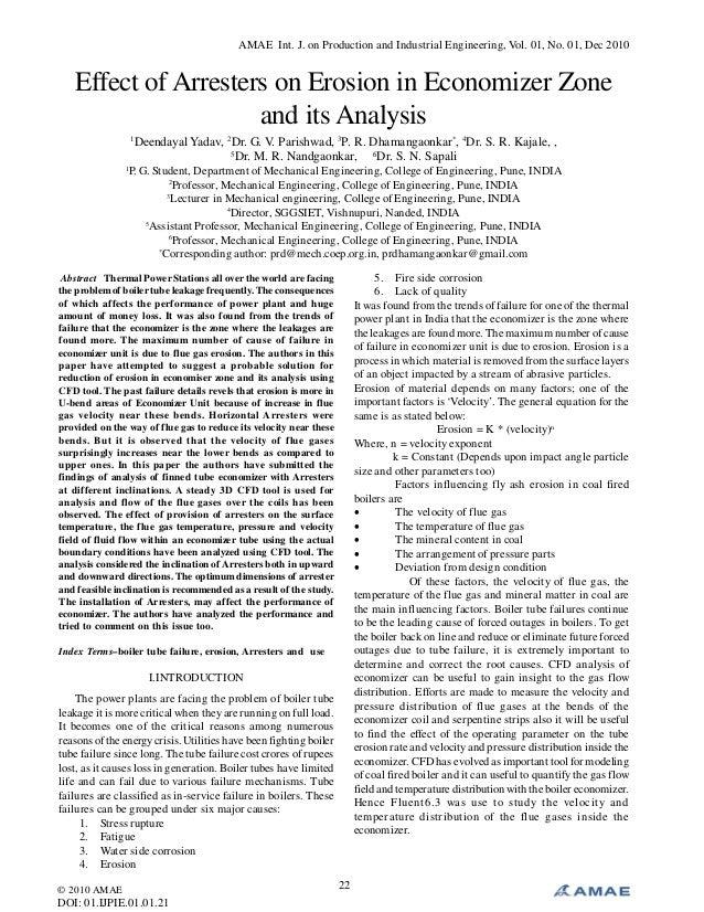 AMAE Int. J. on Production and Industrial Engineering, Vol. 01, No. 01, Dec 2010 © 2010 AMAE DOI: 01.IJPIE.01.01.21 22 Eff...