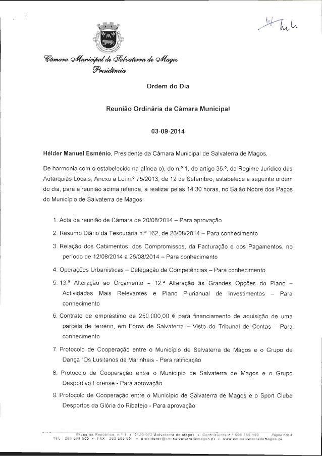 CMSM - Reunião (3 de Setembro)