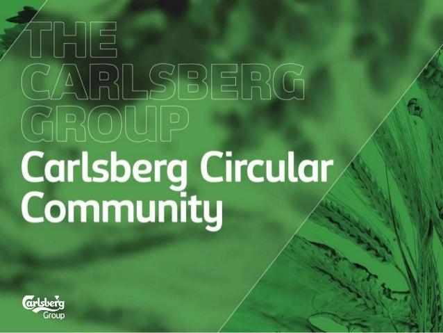 Sustainable packaging  Carlsberg Group  2