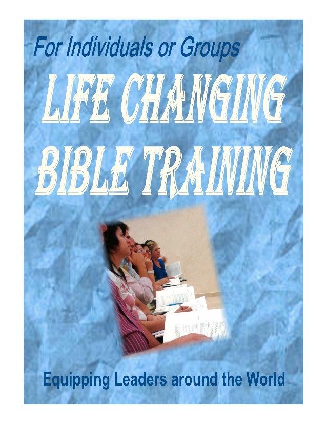 Life-changing-bible-training