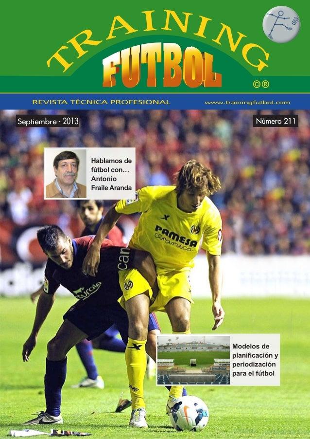 Training Fútbol 211