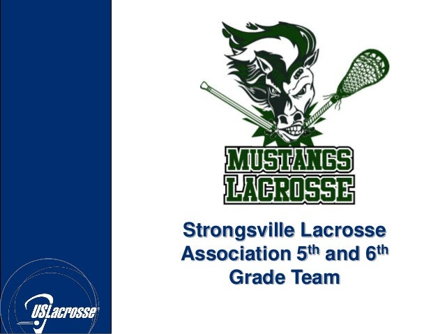 Strongsville LacrosseAssociation 5th and 6th     Grade Team