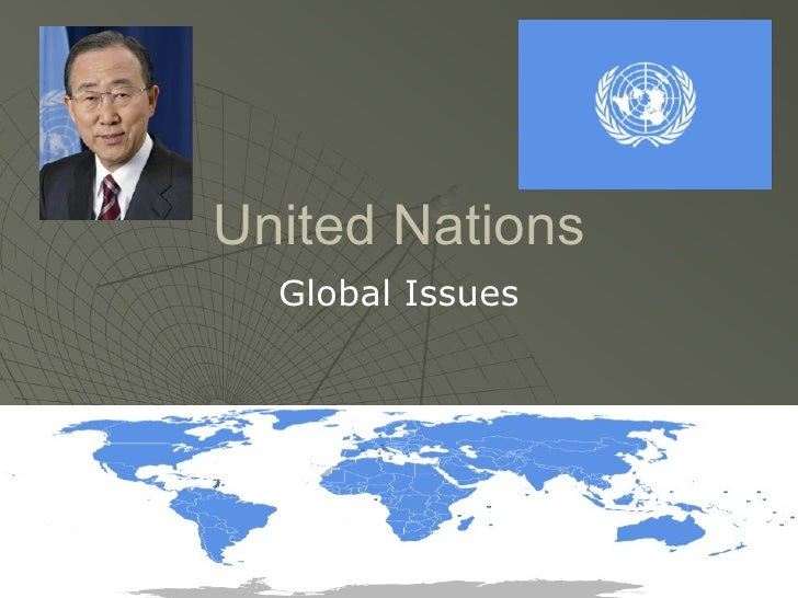 United Nations Global Issues