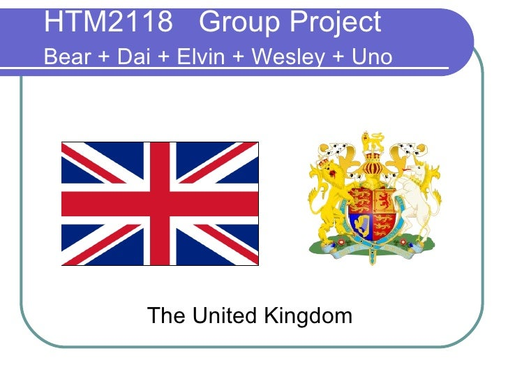 HTM2118 GROUP PROJECT