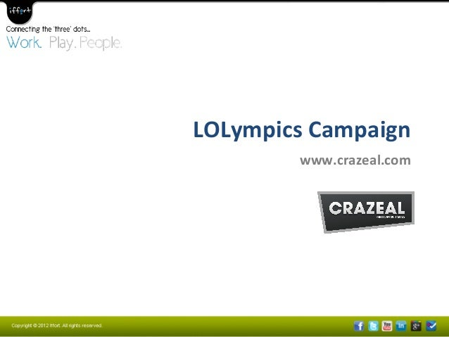 Using Social Media During London Olympics