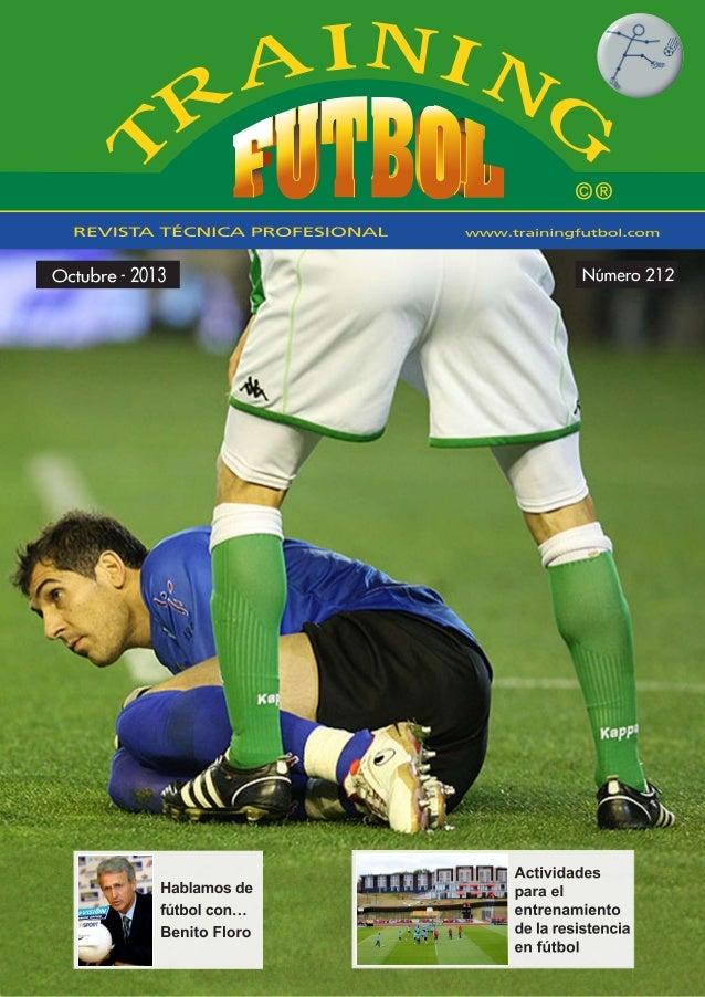Training Fútbol 212