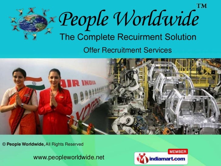 People World Wide Maharashtra India