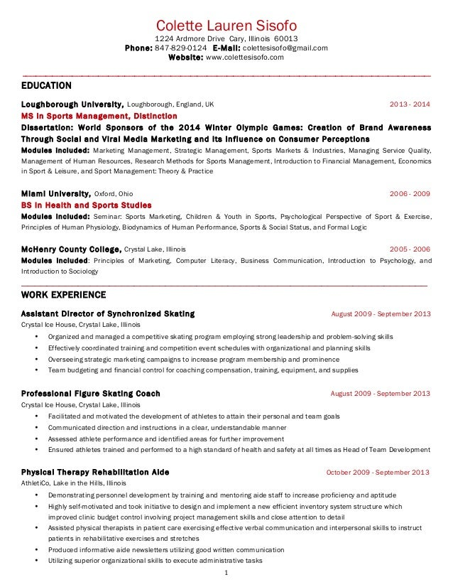 Cv Format United States Resumes And Curriculum Vitae Cv American University  Important To Know Difference Between