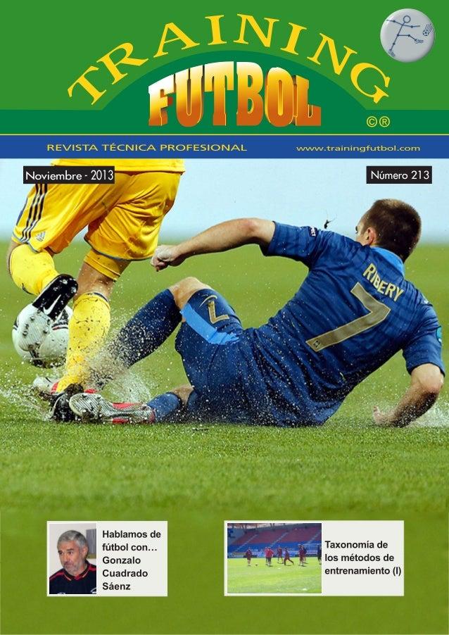 Training Fútbol 213
