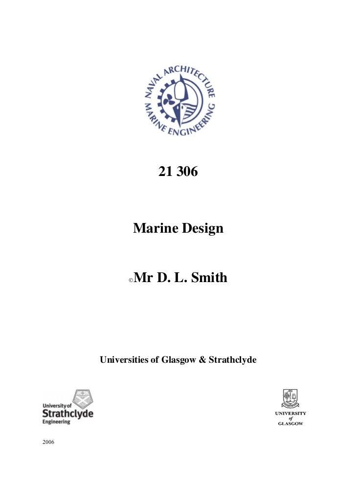 21 306 marine design