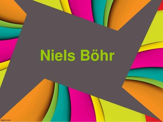 Niels Böhr