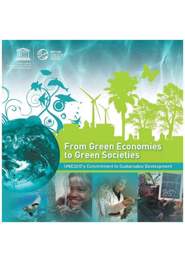 An Opportunity not to be missed: The UN Conference on Sustainable Development(Rio+20), Rio de Janeiro, Brazil, 4-6 June 20...