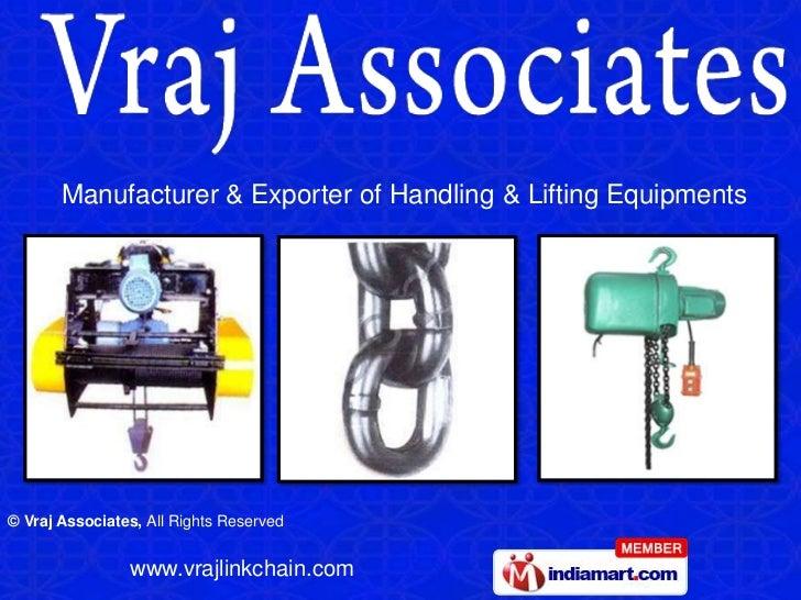 Vraj Associates Gujarat India