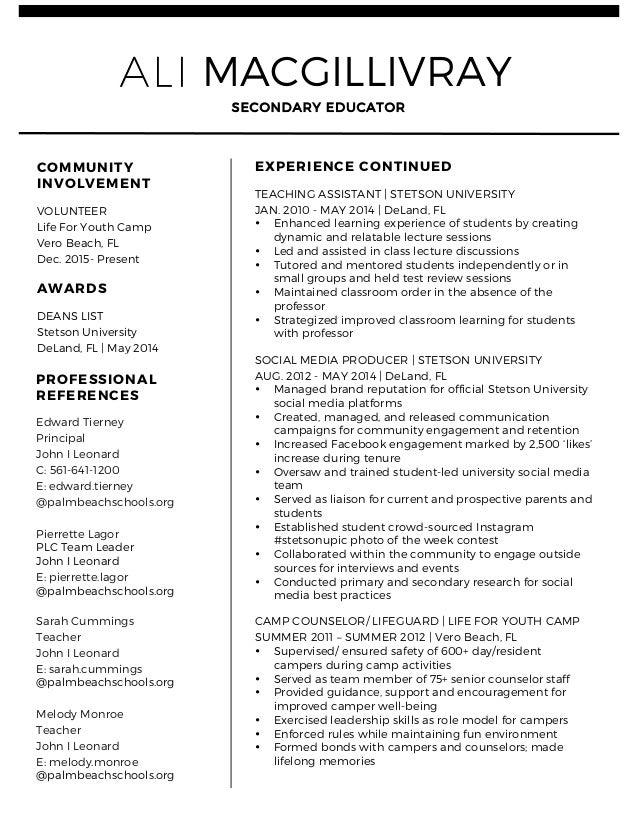 science teacher resume teaching cv template job description teachers at school cv science teacher resume samples new seangarrette letter of recommendation