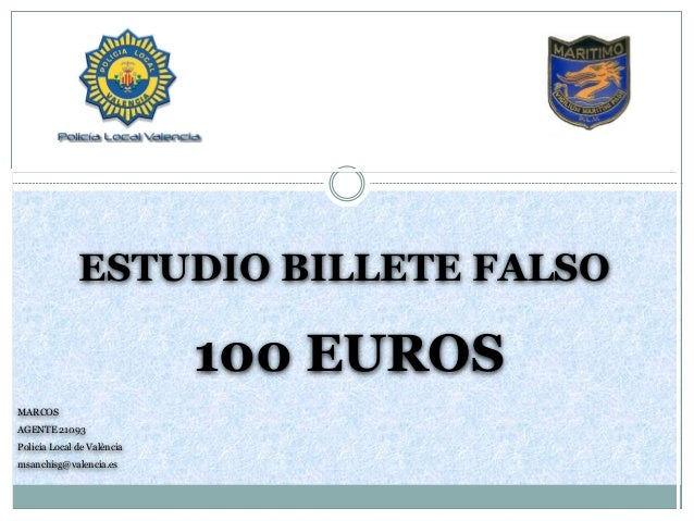 213 estudio billete falso