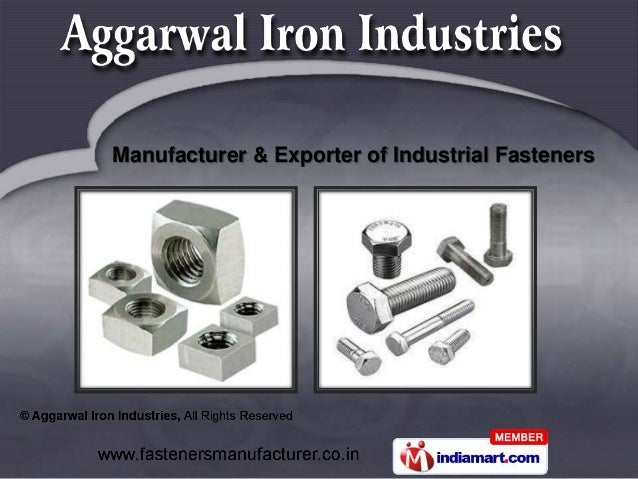 Aggarwal Iron Industries Punjab India