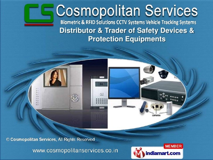 Distributor & Trader of Safety Devices &         Protection Equipments