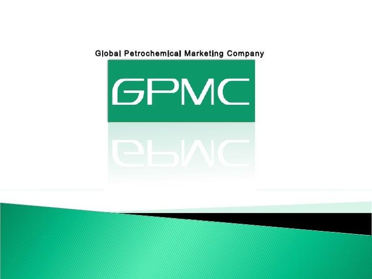 Global Petrochemical Marketing Company Profile