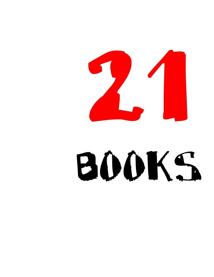 041 - 21 books every sales manager must read
