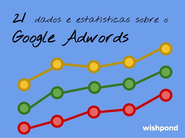 21 dados e estatísticas Google Adwords  sobre o